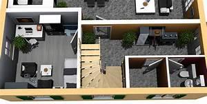 Einfamilienhaus 200 M2 : hausbeispiele grundrisse ansichten ~ Lizthompson.info Haus und Dekorationen