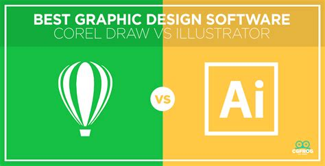 best graphic design software best graphic design software corel draw vs illustrator