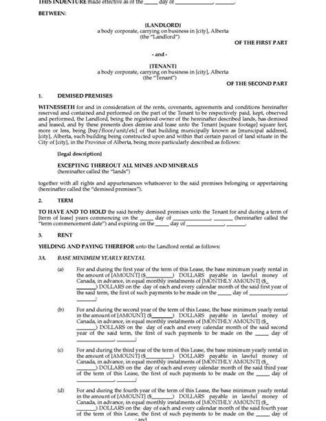 restaurant lease agreement template sampletemplatess