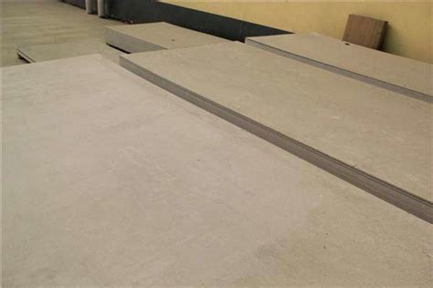 mm calcium silicate partition wall panel fire rated