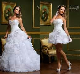 wedding gowns with detachable trains 2014 luxury vintage wedding dresses backless sweep detachable v neck dress plus