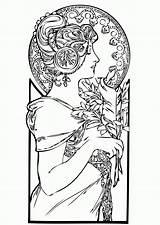Colorare Adulti Mucha Justcolor Malbuch Adultos Coloringhome Alphonse Colorir Antiestresse Galerie Incantevole Scherenschnitte Paon Maltese Scherenschnitt Difficiles Psicoativo Historypeople sketch template