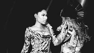 gif Black and White Nicki Minaj beyonce beyonce knowles ...
