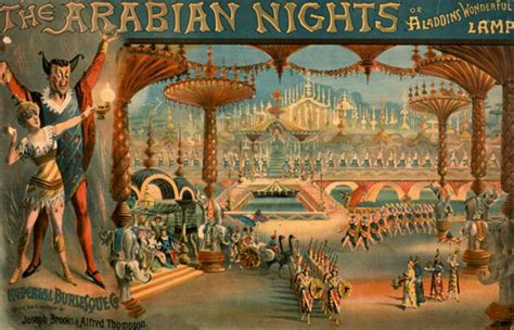 Slideshow / The Thousand And One Nights / Invitation To