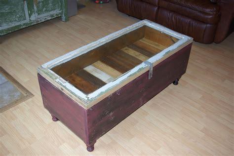 Reclaimed Rustics Vintage Window Coffee Table