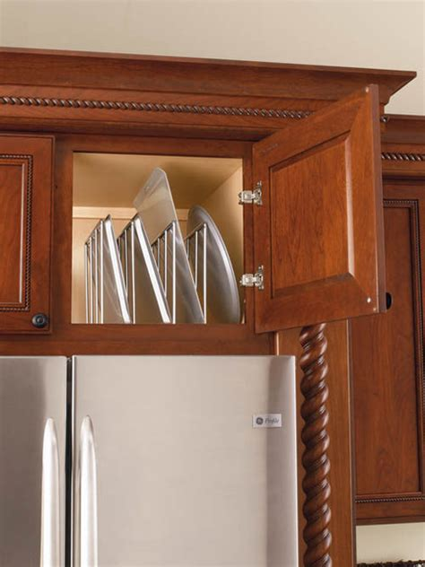kitchen cabinet tray organizer rev a shelf tray divider traditional kitchen drawer