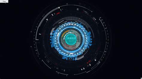 J.A.R.V.I.S UI by DrKDnA on DeviantArt