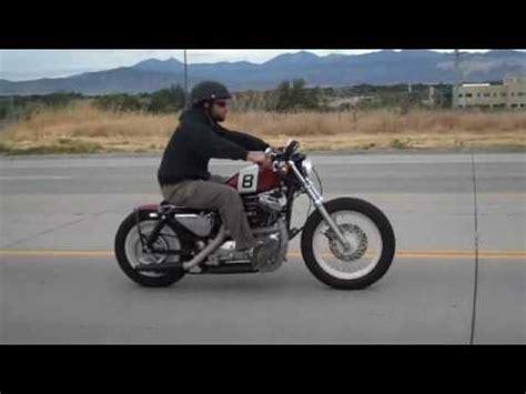 harley sportster   bobber kit ride discontinued