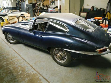jaguar type project abandoned 1963 restoration lhd series