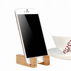 Tablet Halter Holz : dodocool bamboo smartphone st nder amazon 7 handyhalter smartphone und tablet halterung ~ A.2002-acura-tl-radio.info Haus und Dekorationen