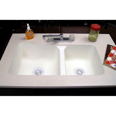 19 x 33 kitchen sink 19 x 33 60 40 undermount kitchen sink bone american 7280