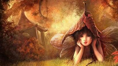 Fairy Fantasy Wallpapers Desktop Backgrounds Computer