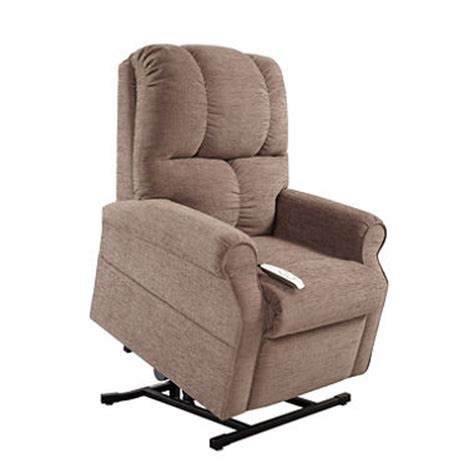 otto heat and power lift recline chair camel