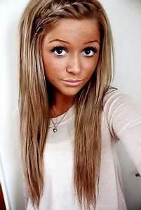 Frange Cheveux Mi Long : cheveux mi long d grad avec frange cot ivory hairstyle ~ Melissatoandfro.com Idées de Décoration