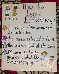 How to Buzz Effectively (Think Pair Share Partner Talk ...