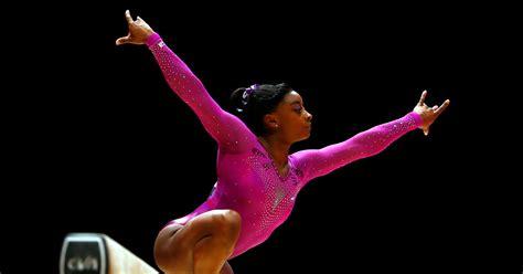 worlds top gymnast  body  motion   mind