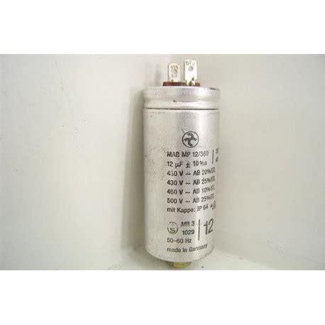 condensateur de seche linge 1752280 miele n 176 72 condensateur 12 181 f pour s 232 che linge