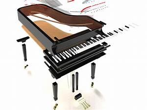 See Inside A Grand Piano  U2013 How It Works