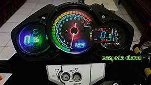 Speedometer Old Cb150r Modifikasi