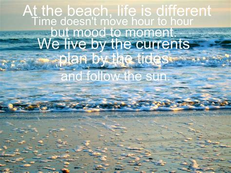 Beach Life Quotes And Saying Quotesgram
