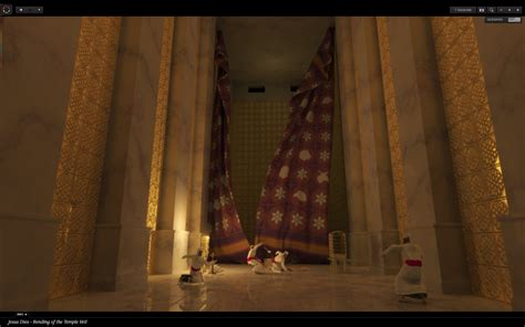 Why The Tearing Of The Temple Curtain Is A Bad Thing