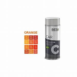 Peinture Pour Plastique Extérieur : bombe de peinture pour plastique 2k ral orange brillant ~ Dailycaller-alerts.com Idées de Décoration
