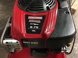 Craftsman Pressure Washer 2700 Psi  2 3 Gpm Briggs  U0026 Stratton Powered
