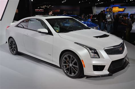 Cadillac Ats V Specs by Cadillac Ats V Coupe Laptimes Specs Performance Data