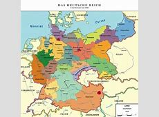 What was the territory of Germany before and after World