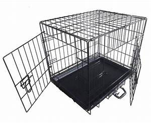 pet dog puppy training cage crate carrier vet style small With small medium dog crate