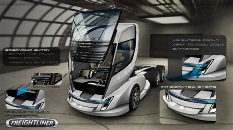 10 freightliner concept by jeeho cha concept truck truck design concept cars automotive design