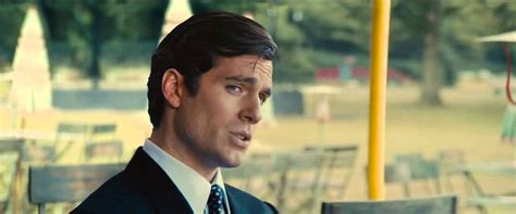 Henry Cavill, Suave American Super Spy in 'Man From U.N.C ...