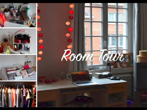 M Chambre - room tour ma chambre d 39 étudiante