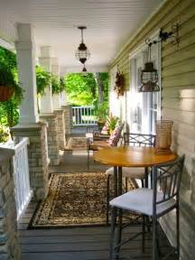 Beautiful Front Porches with Columns
