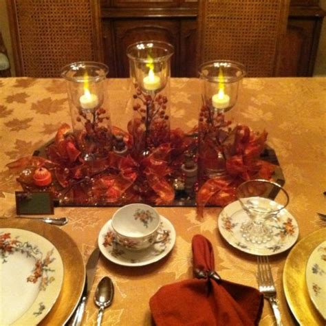 how to decorate a table for fall 26 great fall table decorating ideas style motivation