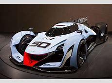 Hyundai N 2025 Vision Gran Turismo concept highlights new