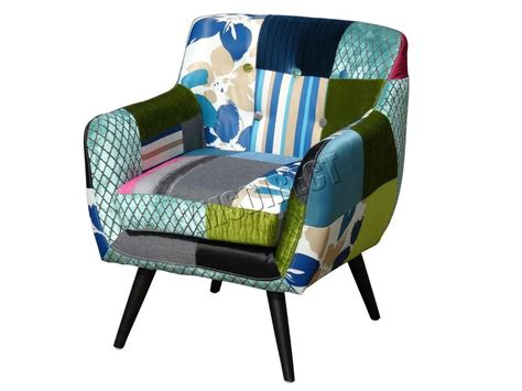 Poltrone Recliner Ebay : Westwood Luxury Patchwork Chair