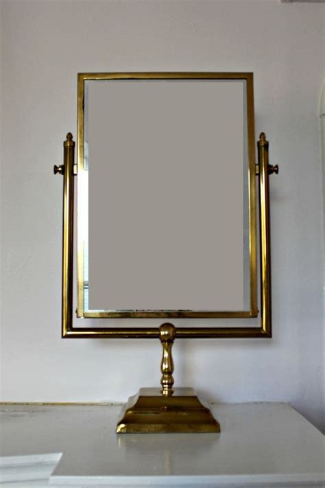 Bathroom Mirror Stand by Vanity Mirror Stand Vanity Mirrors Standing Bathroom