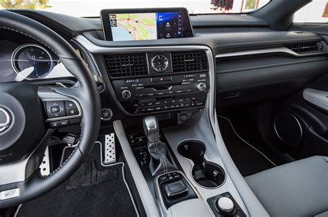 lexus jeep 2016 inside 2016 lexus rx350 review and rating motor trend