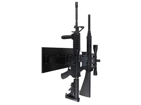 plastix  ar   gun vertical wall mount plastic mpn