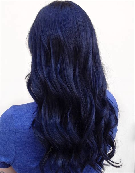 Blue Black And Hair by Blue Black Hair How To Get It Right