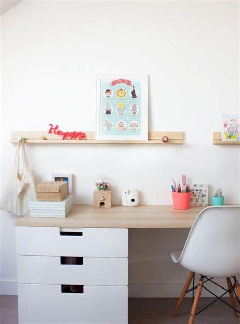 bureau chambre ado fille bureau pour enfant ikea stuva chambre de tanuki