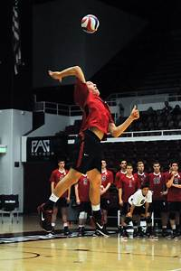 Men's volleyball sees win streak end in SoCal   Stanford Daily
