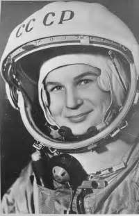 Image result for Valentina Tereshkova