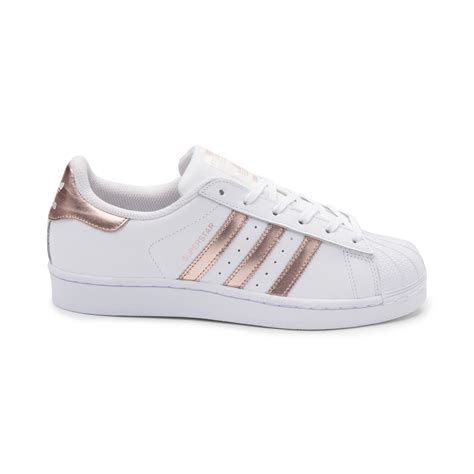 womens cheap tennis shoes womens adidas superstar athletic shoe white 436251