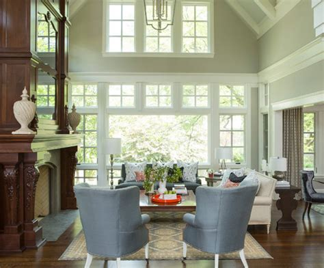 Pewter Living Room : Color Spotlight- Benjamin Moore Revere Pewter