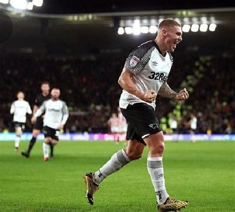 Martin Waghorn opens the scoring at Pride Park. Rams 4 - 0 ...