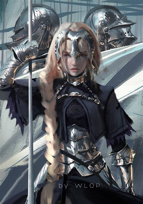 Ruler Wang Ling Wlop Fantasy Women Warrior Woman