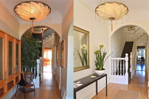 Dining Room Paint Ideas - before after design ideas from a home stager time to build