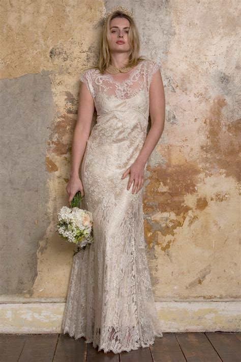 Romantic Vintage Wedding Dresses From Sally Lacock Chic